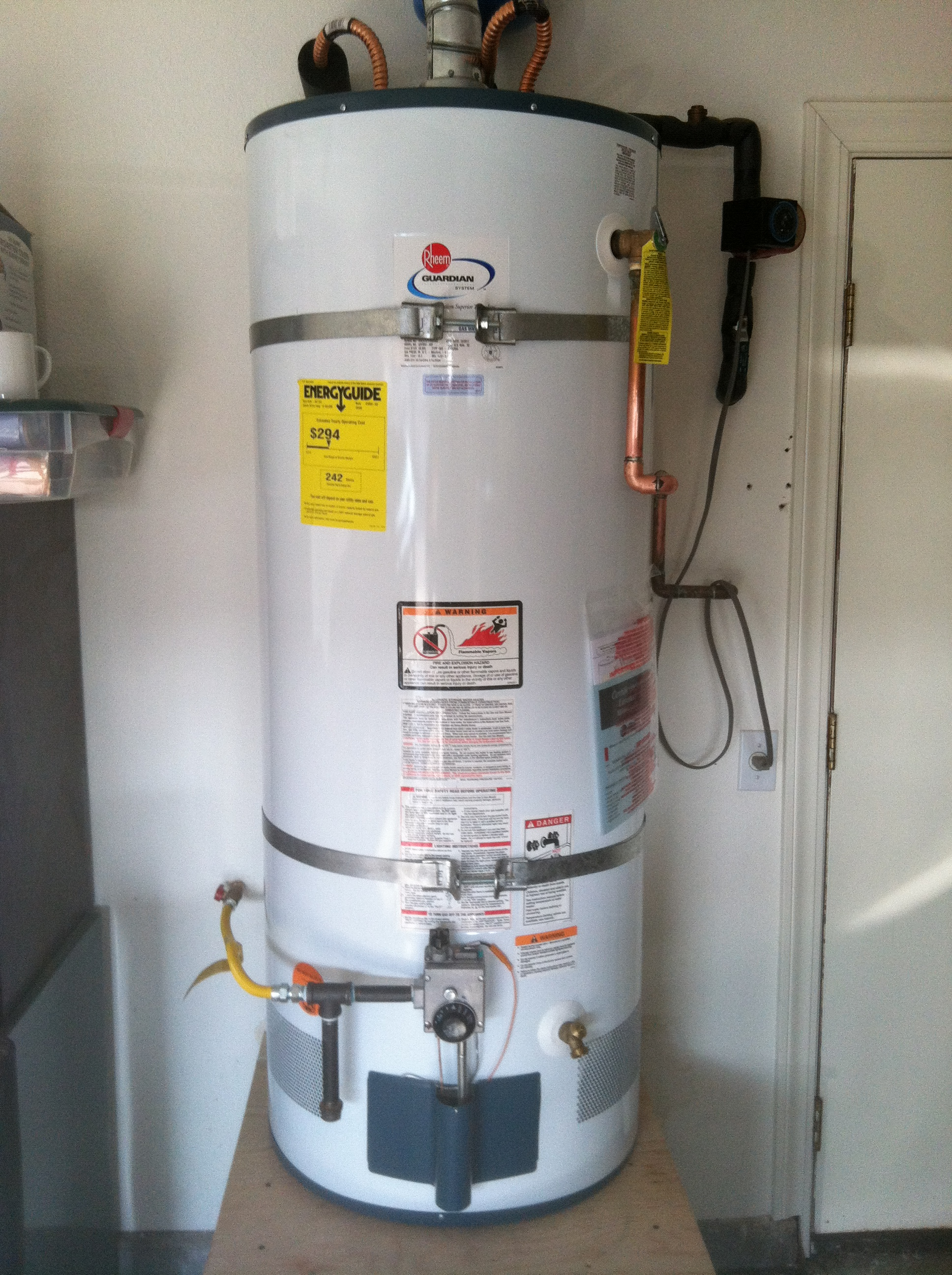 Hot Water Heater Replacement In Denver 720 410 9954